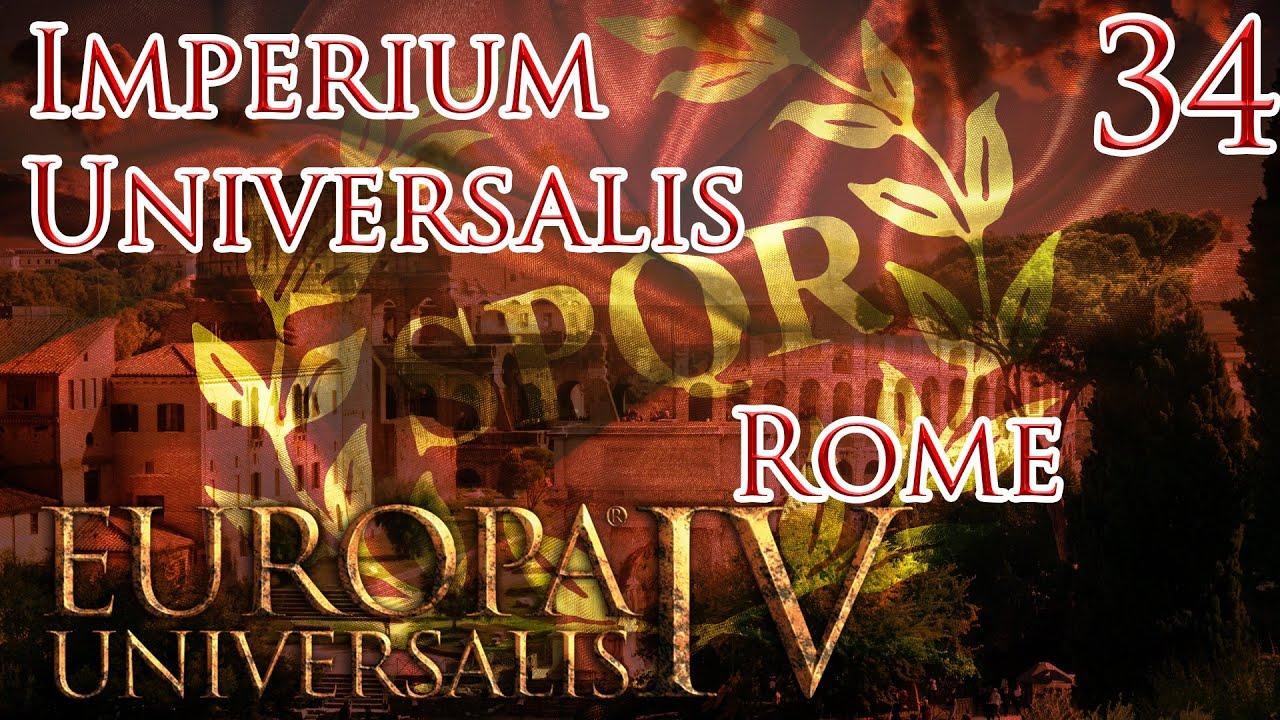 Let's Play Europa Universalis IV Imperium Universalis ...