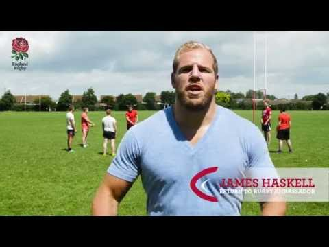 Return to Rugby: a message from James Haskell