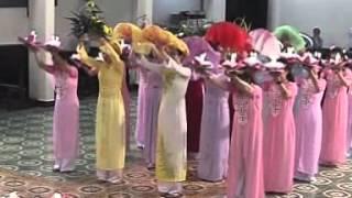 Dâng hoa 2016- bài 5 Khúc Ca Tạ Ơn
