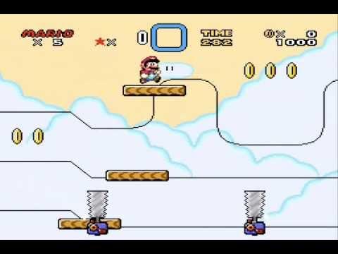 Remembering Super Mario World