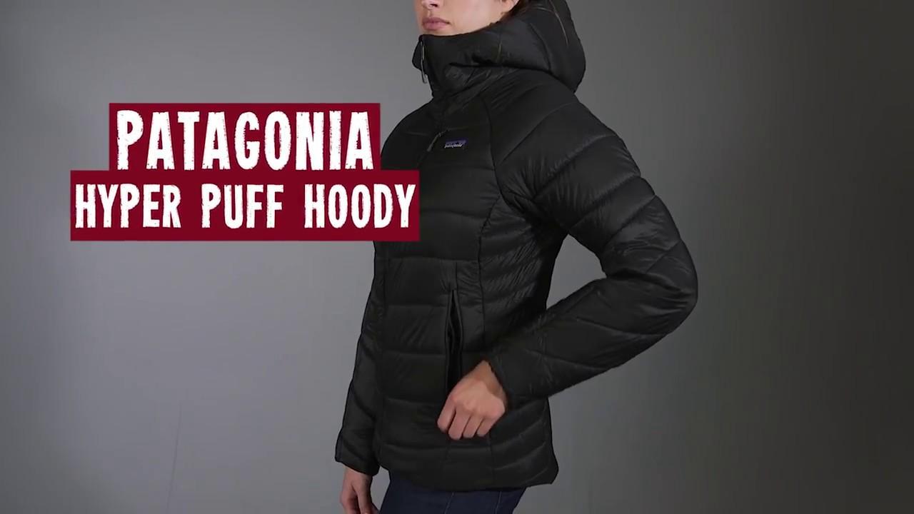 826fb16cd Patagonia Women's Hyper Puff Hoody 2017 Review