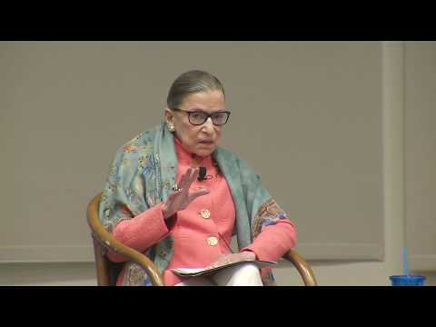 2017 Summer Forum with Justice Ruth Bader Ginsburg (July 24, 2017)