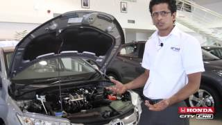 The All-New Honda City CNG