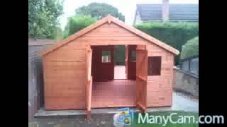Garden Sheds Wendyhouses Bespoke Summerhouses In Kent