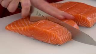 How to pan sear salmon - best method