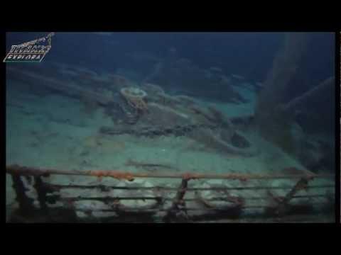 Save the TITANIC by Robert Ballard. National Geographic April 2