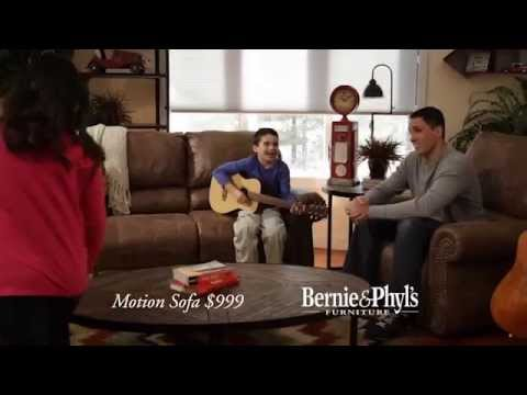 Bernie  Phyls Furniture  Sound and Vision Media  YouTube