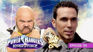 Power Rangers RPG | HyperForce: feat. Jason David Frank | Dr. Tommy Oliver Returns! [1x09]