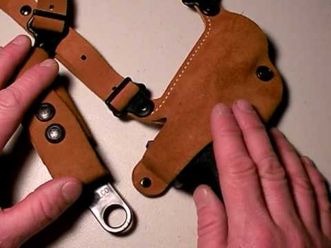 "Galco ""Classic Lite"" holster:  ""Favorite Gun Carry"" by Nutnfancy"