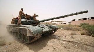 الانتحاريون سلاح داعش في مواجهات الفلوجة