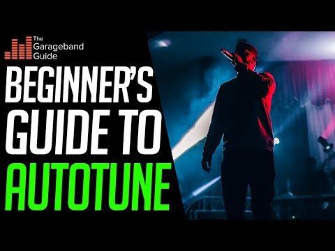 How To Autotune in GarageBand