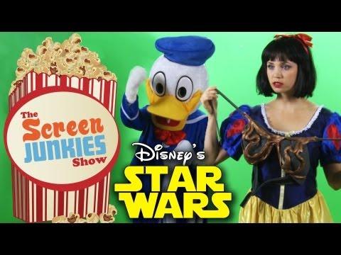 Disney's Star Wars Auditions!