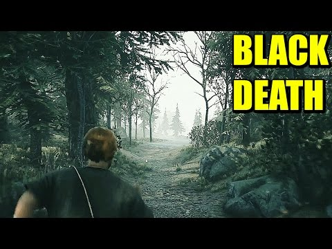 BLACK DEATH #1 - Survival medieval con la peste negra | Gameplay Español