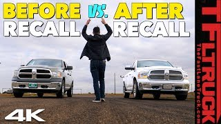 Drag Race - Is the Old Ram 1500 EcoDiesel Really Slow After the Recall? Let's Find Out!