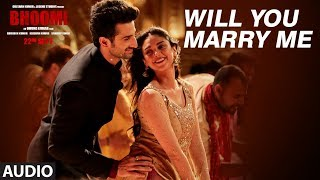 Will You Marry Me Full Audio Song | Bhoomi | Sanjay Dutt, Aditi Rao Hydari | Sac …