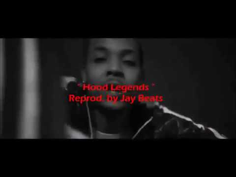 "Lil Herb ""Hood Legends"" (Crossroads) Reprod. by @HGM_JayBeats"