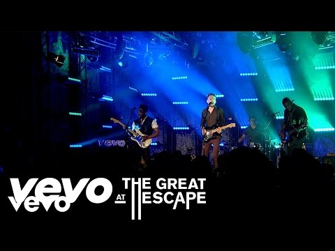 The Bohicas - To Die For (Live) - Vevo UK @ The Great Escape 2015