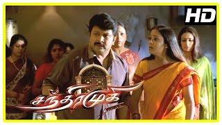 Chandramukhi Tamil Movie | Prabhu accuses Nayanthara | Rajinikanth | Jyothika | Prabhu
