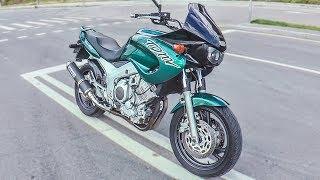 Чепперский турэндур??? Yamaha TDM850