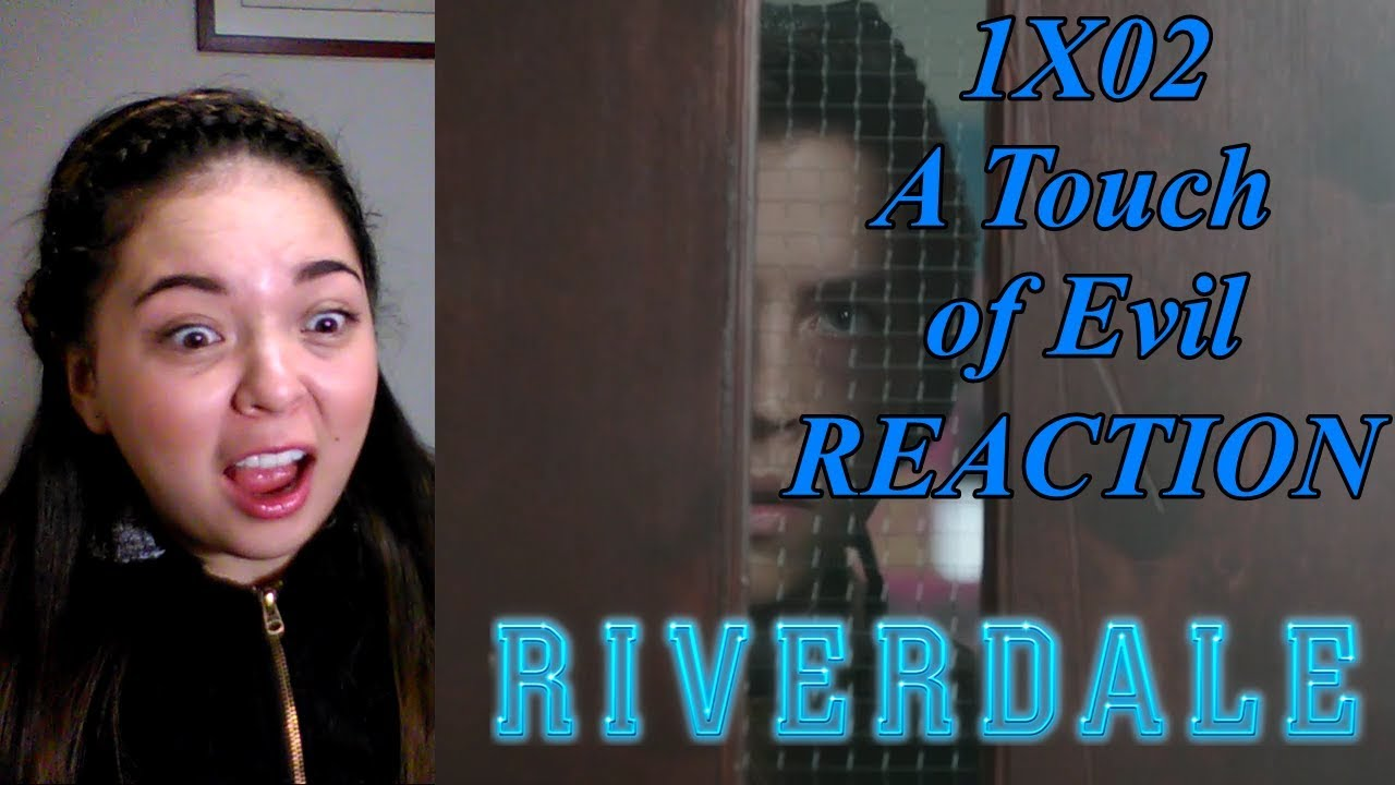 """Download RIVERDALE 1X02 """"A Touch of Evil""""  REACTION"""