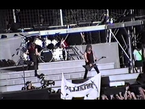 Metallica - Gentofte, Denmark [1991.08.10] Full Concert - 1st Source
