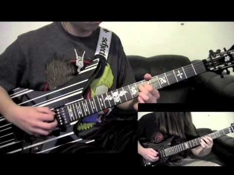 Avenged Sevenfold Unholy Confessions (Guitar Cover)