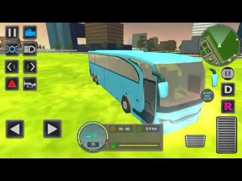 Real bus driver game kids  #bus game kids #10 |