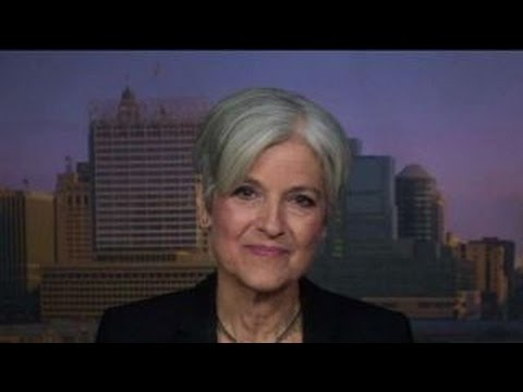Jill Stein: Clinton is a proven warmonger