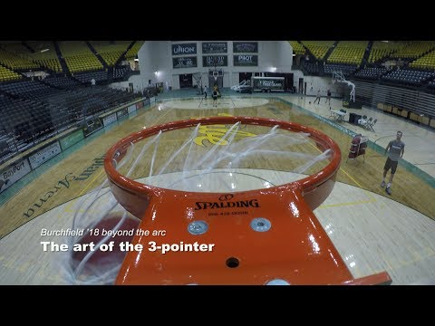 Beyond the arc: The art of the 3-pointer