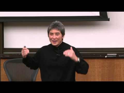 "Guy Kawasaki Speaks During Master of Engineering Management's ""Industry Night"""