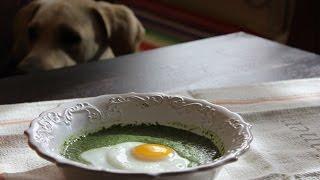 Hungarian Spinach &quotFozelek&quot (Spenótfőzelék) - by Kitchen Paprikash