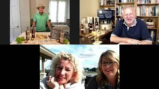 Episode 44 - Session # 2 - Basil Hayden Rye & Marieke Gouda Cheese Pairing