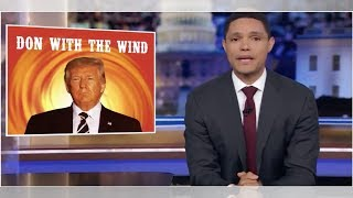 'The Daily Show With Trevor Noah' Blows Off Donald Trump's Response To Hurricane Dorian | USA Pol...