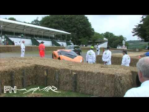 Youtube: FN Hybrid-Electric Namir at Goodwood 2009