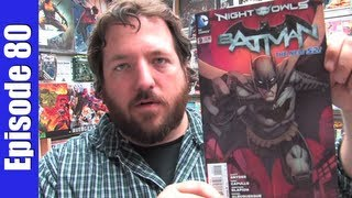UNBOXING WEDNESDAYS - Episode 80 - Batman #9, Mind the Gap #1, Higher Earth #1, and more!