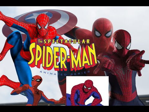Tribute to The Spectacular Spider-Man