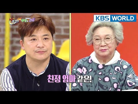 """Soohong """"Jungsoo is like my own mother"""" AWW  [Happy Together/2018.04.19]"""