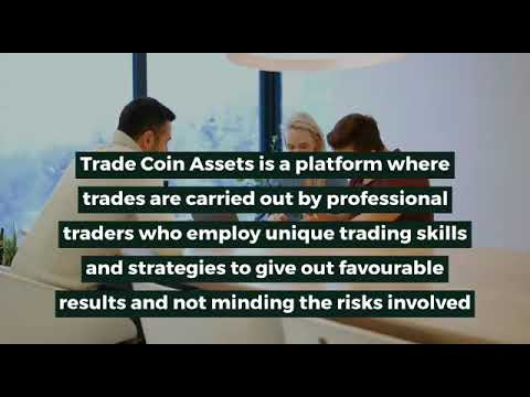Trade Coin Assets