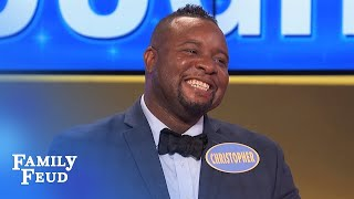 Heaven smells like this? | Family Feud
