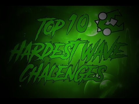 [OFFICIAL]☆Top 10 HARDEST Wave Challenges!☆