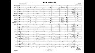 This Masquerade by Leon Russell/arr. Rick Stitzel