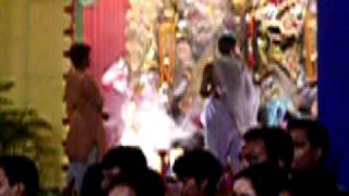 Calcutta Durga Puja 2005: Dhak music and Dhakis