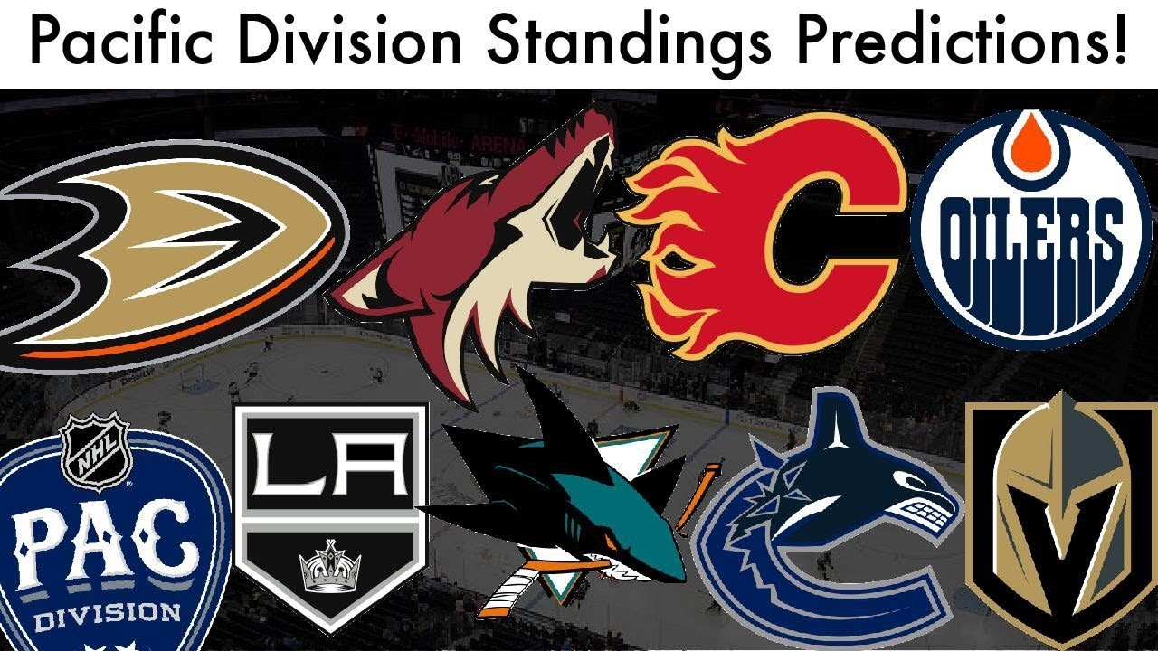 Nhl Divisions