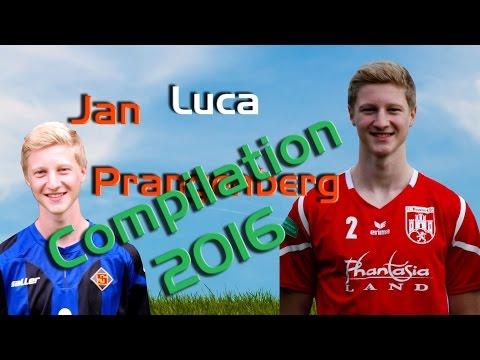 JLP Compilation 2016 Jan Luca Prangenberg