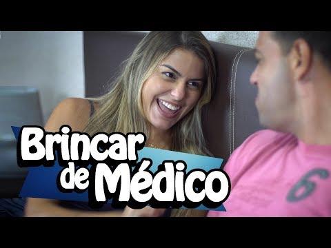 BRINCAR DE MÉDICO