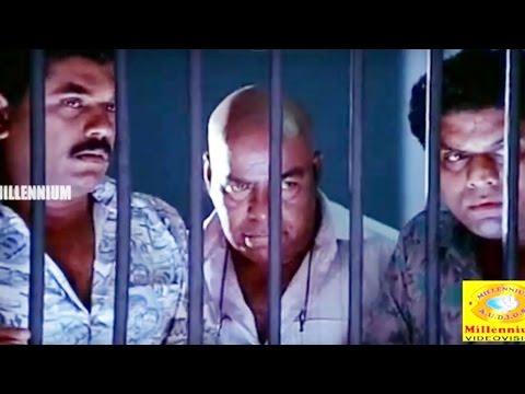 Malayalam Movie Comedy Scene | Mookilla Rajyathu | Mental Hospital Escape Comedy Scene