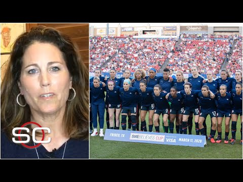 USWNT's unequal pay claim rejected by judge | SportsCenter