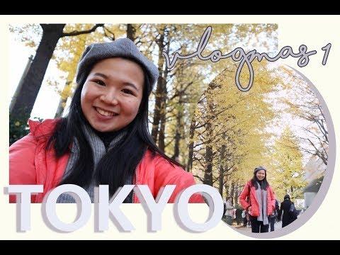 TOKYO 2017 🇯🇵 | VLOGMAS PHILIPPINES 1/4 🎄