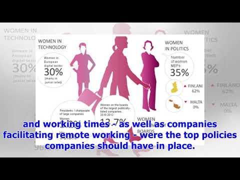 Executive gender gap spurs demand for women's quotas
