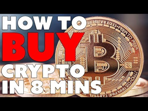 How to Buy Cryptocurrency on Bittrex in 8 Minutes!